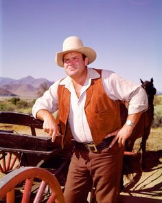 Bonanza: The hilarious, often endearing qualities of Hoss and Little Joe Cartwright come to the fore, featuring the talented Michael Landon, Dan Blocker, and Lorne Greene