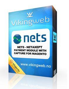 Vi tilbyr integrasjon mot #Nets - #Netsaxept  Modulen beregner automatisk frakten for deg i Norge og for utlandet for din bedrift.