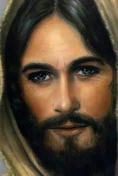 Beautiful portrait of Jesus. Not sure of it's origins but certainly worth passing on and sharing I think!