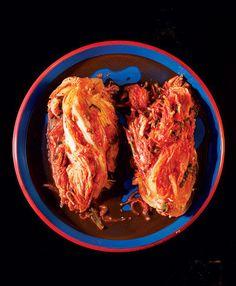 Cabbage Kimchi Recipe | SAVEUR