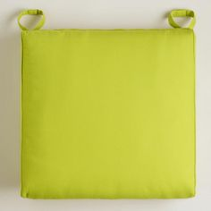One of my favorite discoveries at WorldMarket.com: Apple Green Occasional Chair Slipcover