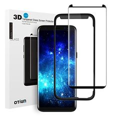 Galaxy S8 Tempered Glass Screen Protector with Installation Tray 3D Curved, Otium 100% Touch Sensitivity, HD Clear, Anti-Scratch, Anti-Fingerprint, Case Friendly, Bubble Free,for Samsung Galaxy S8 5.8  https://topcellulardeals.com/product/galaxy-s8-tempered-glass-screen-protector-with-installation-tray-3d-curved-otium-100-touch-sensitivity-hd-clear-anti-scratch-anti-fingerprint-case-friendly-bubble-freefor-samsung-galaxy-s8-5-8/  Specifically designed for Samsung Galaxy S8 5.