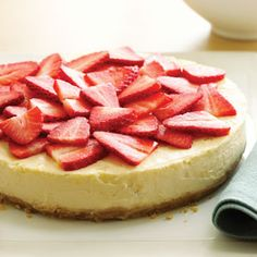 Use Trefoils in this Lemon Shortbread Cheesecake Recipe