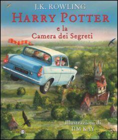 Harry Potter e la camera dei segreti - J. K. Rowling - Libro - Mondadori Store