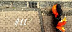 Vespa, włoskie inspiracje, orange vespa, ciekawe miejsca we Włoszech, Italy, Włochy, Italia, italian style, orange vespa,