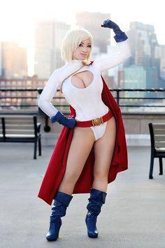 Power Girl by Yaya Han