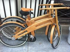 Banks Mansion is the first hotel in the world that offers her guests wooden bikes; moved by nature... http://pic.twitter.com/1obIi69v    But, the wooden bikes by Renova are still my top pick http://firstchoiceind.net/blog/?p=8940