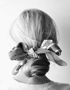 #chignon pretty...