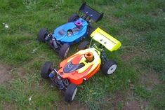 Hyper 7 and Carson Radio Control, Outdoor Power Equipment