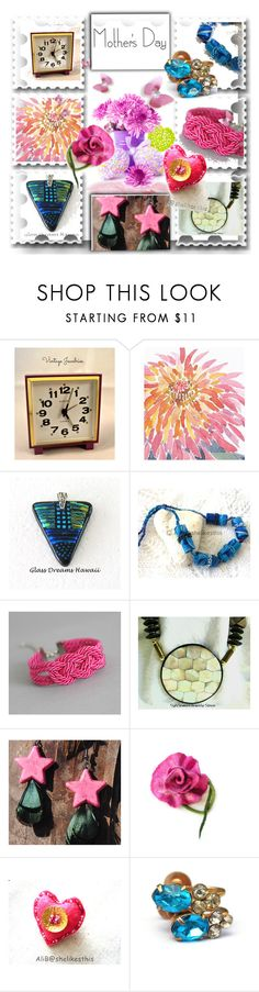 """""""Time to Shop Etsy!"""" by sabine-promote ❤ liked on Polyvore"""