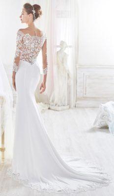 Wedding Dress Inspiration - Nicole Spose