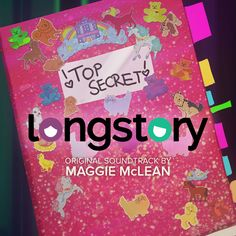 from the album LongStory - OST written and sung by Maggie McLean who also designed the game Long Stories, Pop Tarts, Singing, Album, The Originals, Icons, Game, Symbols, Gaming