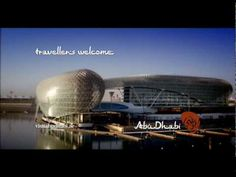 Abu Dhabi - Yas Marina Circuit - brand ad