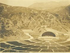 The First Real Shell At The Hollywood Bowl