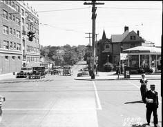 Broadway and John, 1934 Seattle Municipal Archives.