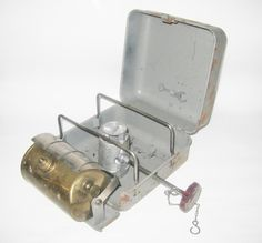VTG OPTIMUS 111 B Stove Small Backpack Camping Gas Stove Sweden Survival Gear $0.99 starting price!