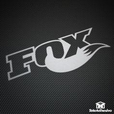 Car and Motorbike Stickers Fox logo 3 Fox Racing Logo, Fox Logo, Text Design, Logo Design, Motocross Stickers, Motocross Tattoo, Lucy Van Pelt, Animal Stencil, Fox Tattoo