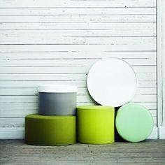 DRUMS Pouf #caray #design #deco #salon #interieur #tablebasse #lowtable #accessoire