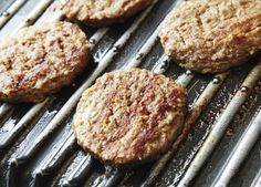 Burgers being cooked - Alistair Forrester Shankie/E+/Getty Images