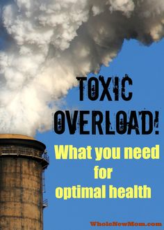 We live in a TOXIC world. Here's what you NEED to know to have optimal liver health now.