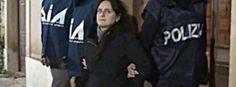 La Mafia  e`anche in tua citta       *       Die Mafia ist auch in deiner Stadt  : Polizei verhaftet Verwandte des Mafia-Bosses Matte...
