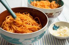 פסטה ילדים | לייזה פאנלים Italian Pasta Dishes, Gnocchi, Lasagna, Macaroni And Cheese, Spaghetti, Pizza, Ethnic Recipes, Food, Mac And Cheese