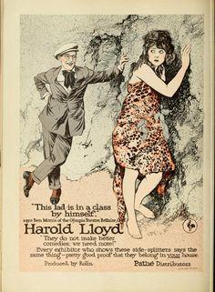 Harold Lloyd for Pathe