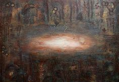 Title:  In The Distance   Artist:  Sylvia Sotuyo   Medium:  Painting - Acrylic On Canvas