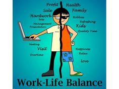 Zlatna pravila za balans između poslovnog i privatnog života Svima je potreban balans između poslovnog i privatnog života, ako žele da sačuvaju zdrav razum. Donosimo nekoliko navika koje možete da usvojite, kako bi to postigli.