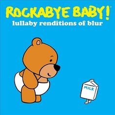 Blur Rock Lullaby CD