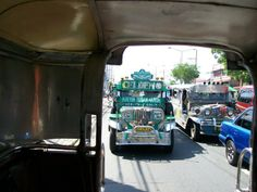 The Philippines Jeepneys are like rolling artwork. Each one is unique and customized. Philippines Vacation, Jeepney, Free Dating Sites, Community, Artwork, Unique, Work Of Art, Auguste Rodin Artwork, Artworks