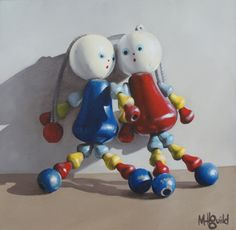 Check out the deal on Mary Lou Dolls Print by Matt Guild at New Zealand Fine Prints