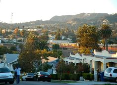 Los Angeles' Silver Lake neighborhood takes the top spot as hippest neighborhood in America. (Photo credit: Clinton Steed, Flickr) #silverlake