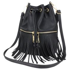 GET $50 NOW | Join RoseGal: Get YOUR $50 NOW!http://www.rosegal.com/crossbody-bags/metallic-zip-fringe-pu-leather-740932.html?seid=3185995rg740932