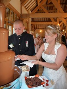 Abi & Lewis Wedding at Rivervale Barn... ~ Hot Chocolates Blog