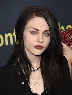 There was a palpable buzz during the premiere of 'Kurt Cobain: Montage of Heck' as Frances Bean Cobain, daughter of the late Nirvana frontman, took to the podium.