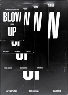 typography poster #typography #poster #movement