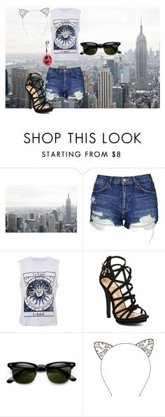 """Untitled #361"" by lean-mean-dean on Polyvore featuring Topshop"