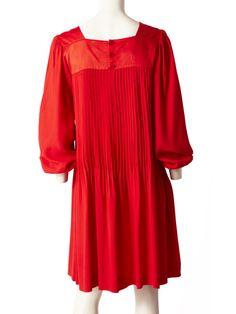 Yves St. laurent Smock Dress