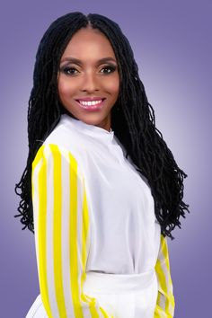 Check out Darling Bohemian Thin Wavy from the Natural Styles Collection. Crochet Style, Crochet Hair Styles, Natural Styles, Crochet Fashion, Bohemian, Hairstyles, Check, Collection, Coiffures