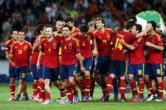 """Esto es Comunicación! """"España ganó la #Eurocopa2012 por compartir el balón con mayor precisión y mayor frecuencia"""""""