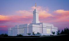 Colonia Juárez Chihuahua Mexico Temple. The Church of Jesus Christ of Latter-day Saints. #LDS #Mormons