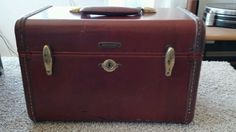 Vintage 1950's Samsonite Luggage Style 4912
