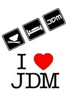 I ❤ JDM
