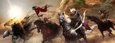Discussion: The Four Horsemen of The Apocalypse - RPG - Comic Vine