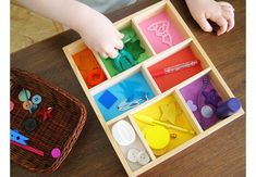 This would be fun to make and keep in the kids room for him to keep his collections