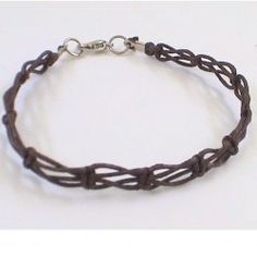 Creating a macrame bracelet or necklace might be easier than you think thanks to these knotting tips from So Crafty lensmaster ggherardi, which can be found here: http://www.squidoo.com/how-to-macrame-jewelry-bracelet-and-necklace.