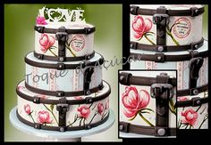 EAT MORE CAKE: Um pouco de arte com Toque d' Açúcar