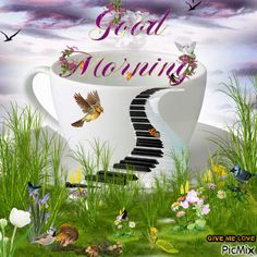Stairway To A Good Morning good morning good morning gifs good morning images beautiful good morning quotes good morning image quotes good morning wishes good morning pictures Good Morning Daughter, Good Morning Gift, Good Morning World, Good Morning Greetings, Good Morning Beautiful Quotes, Good Morning Image Quotes, Good Morning Picture, Morning Quotes, Morning Messages