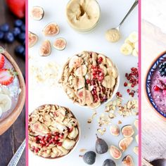 Acai Bowls sind das unglaublich leckere, neue Trend-Food. Wir zeigen euch, wie ihr das Powerfrühstück ganz einfach Zuhause zubereitet...